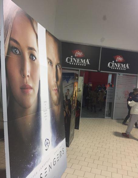 Program Line Cinema Targoviste