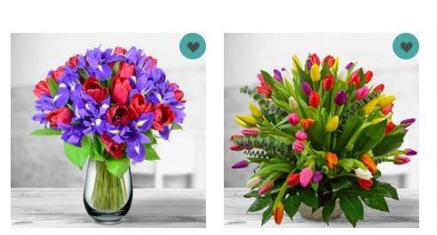 flori de 8 Martie