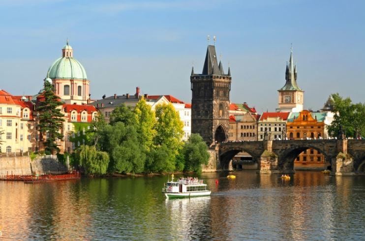 Plecari Praga - Bucuresti