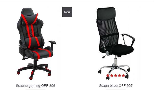 scaune de birou