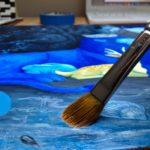 Panza pentru pictura