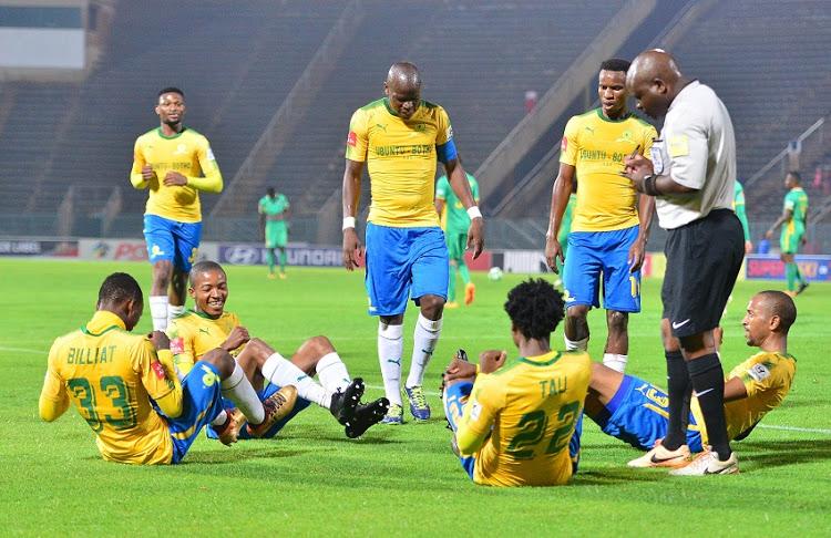 echipa Sundowns din Africa de Sud