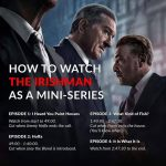 The Irishman ca o mini-serie