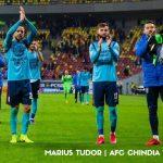 Chindia a obtinut un rezultat mare cu FCSB