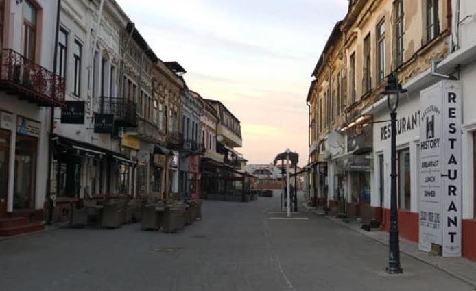 carantina in Targoviste