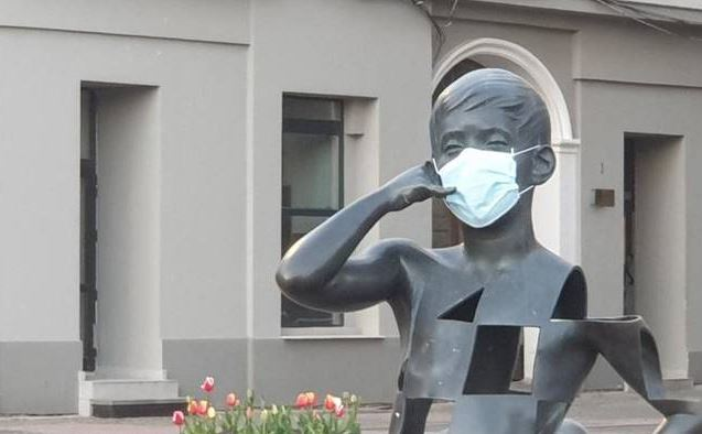 amenda daca nu porti masca