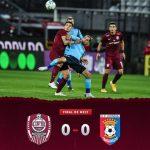 CFR Cluj a facut egal cu Chindia